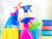 Spring cleaning for messy people