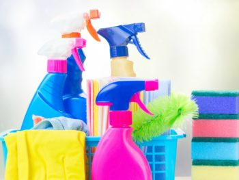 Spring Cleaning For Messy People: How To Spring Clean All Year Long
