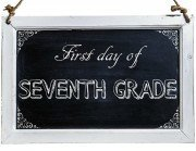 Free First Day of School Photo Printables-7th