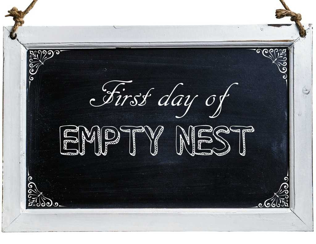Free First Day of School Photo Printables-empty nest