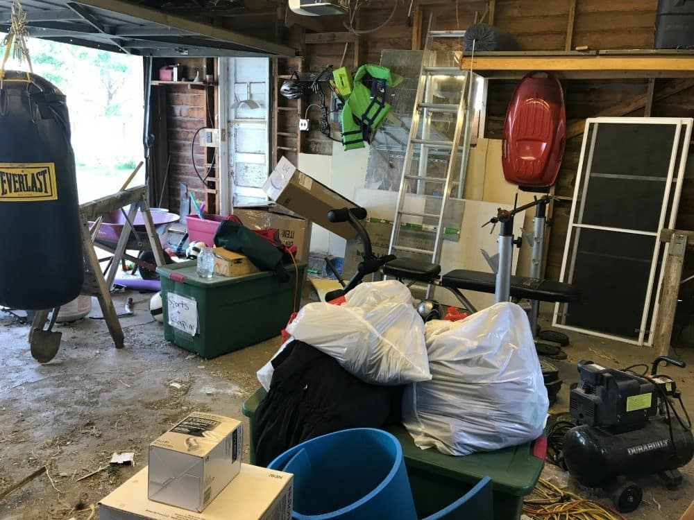 How To Declutter And Organize The Garage How To Organize My Garage on clean my garage, remodel my garage, super organize your garage, organizing my garage, ways to organize a garage,