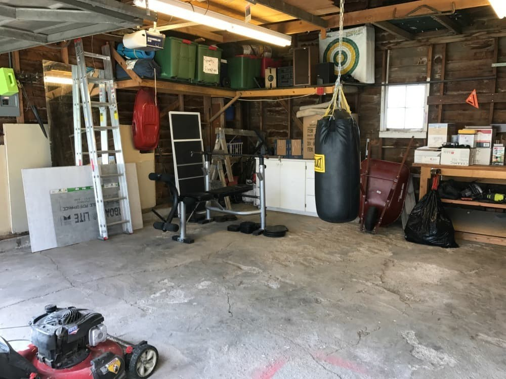 Declutter and Organize the Garage