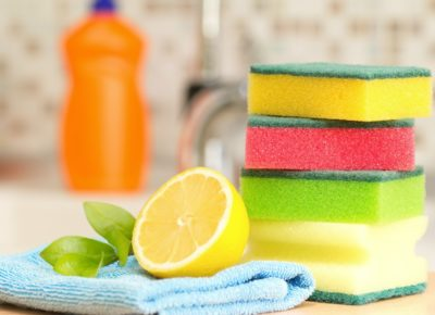 How To Clean Almost Anything With Next To Nothing