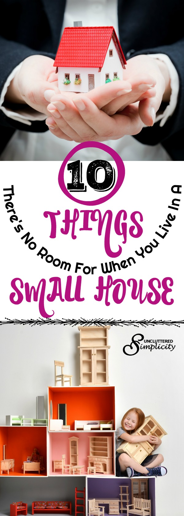 small house | living small | how to live in a small house with a family | simple living | tiny house #smallhouse #declutter #organize #smallhousefamily
