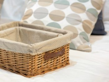 20 Of The Most Ingenious Ways To Organize With Baskets