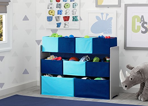 how to declutter and organize toys