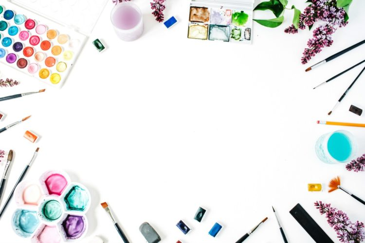 How To Declutter And Organize Craft Supplies