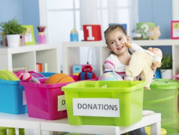 Organizing With Kids: How To Declutter And Organize Toys