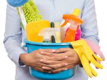 Free Quick Clean Checklist: Get Your Home Clean In 20 Minutes Or Less