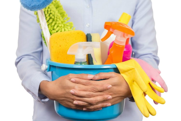 You'll Be Here When? Free Quick Clean Checklist