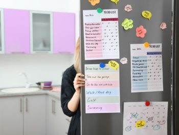 How To Get Your Family Organized Once And For All