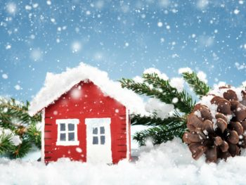 How To Celebrate Christmas In A Small House With A Family