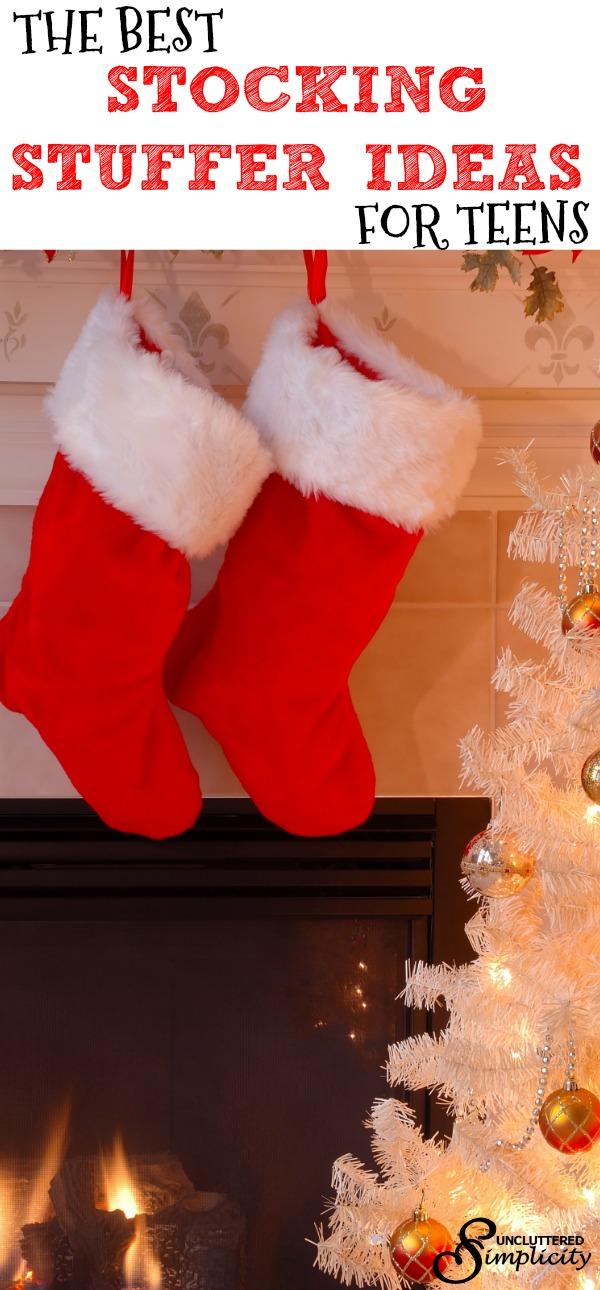 Best Stocking Stuffer Ideas For
