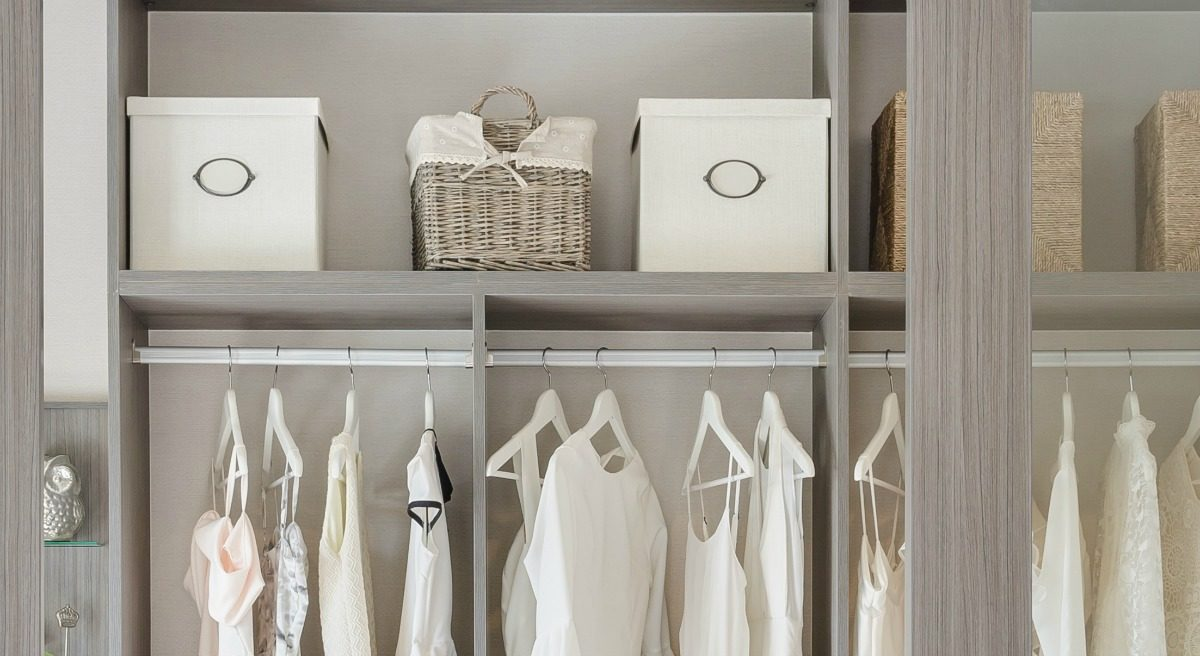 Organize Your Closets: 12 Storage Solutions For Closets That Will Rock Your World