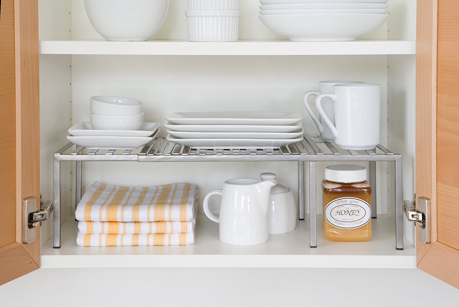 21 Brilliant Ways To Organize Kitchen Cabinets You\'ll Kick Yourself ...