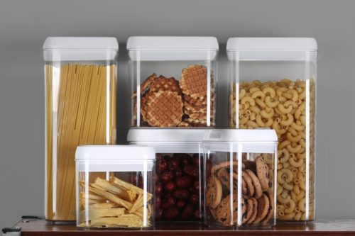 kitchen cabinet organization