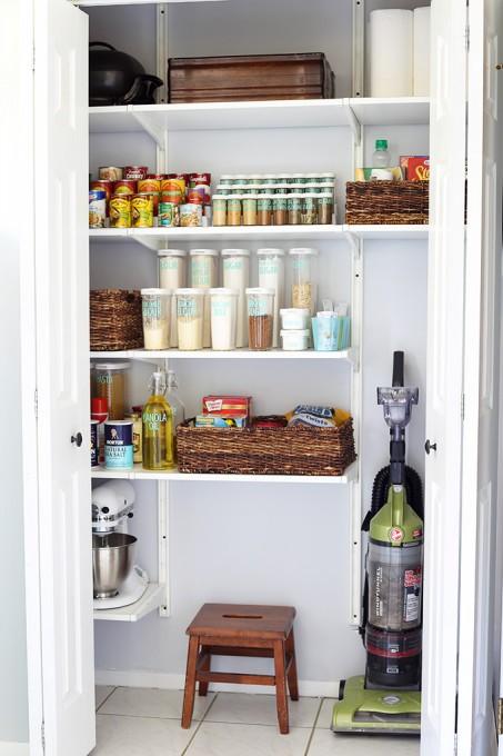 organize kitchen cabinets ideas