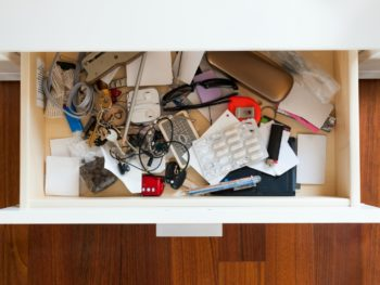 Junk Drawer Organization Ideas That Are Quick, Easy, And Cheap