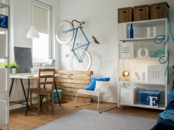 Storage Solutions For Small Spaces: 11 Tips To Organize A Small Home