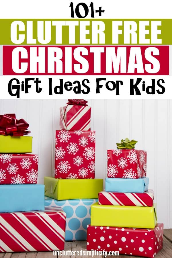 Christmas Gift Ideas For Kids That Aren't Toys - Best Gifts Ideas For Kids That Aren't Toys: Non-Toy Gift Ideas