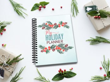 Free Printable Holiday Planner For 2018