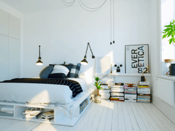 20 Brilliant Bedroom Organization Ideas That Will Instantly Create More Storage