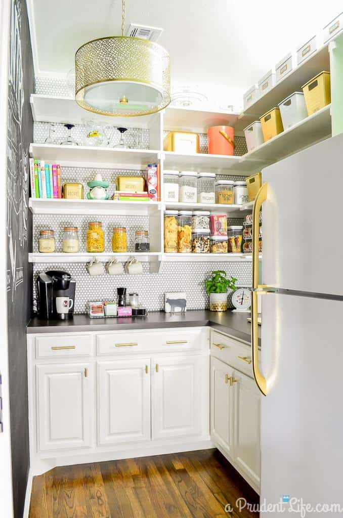 10 Pantry Organization Hacks