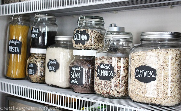 Pantry Organization Hacks