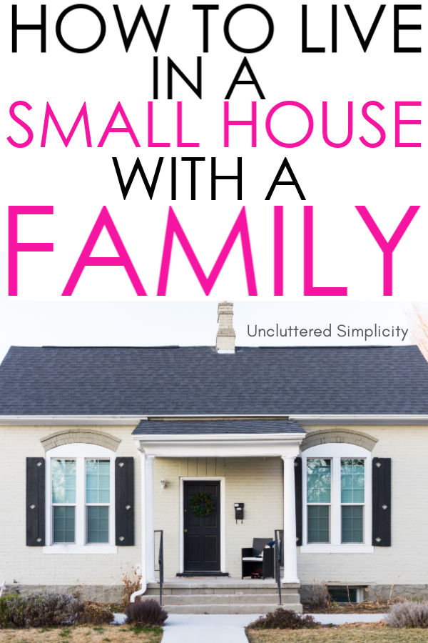 If The Number Of Your Pros Is Greater Than Cons It May Be Time To Move Family Into A Small House