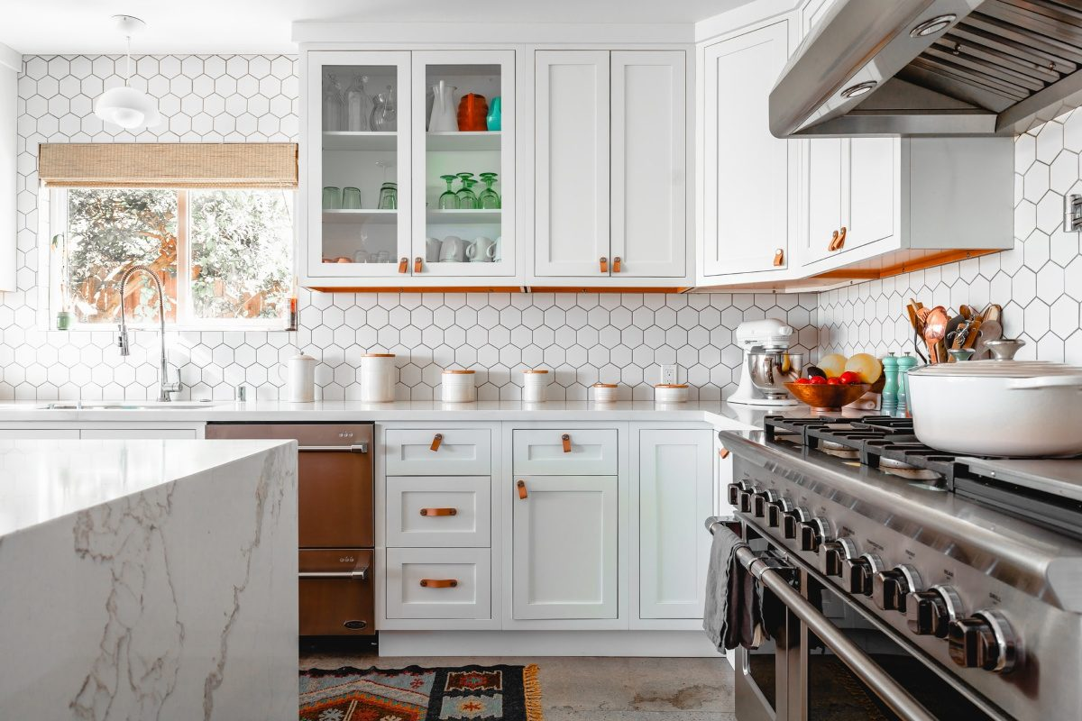declutter and organize the kitchen ideas