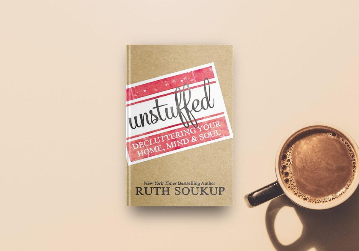 Best decluttering book Unstuffed