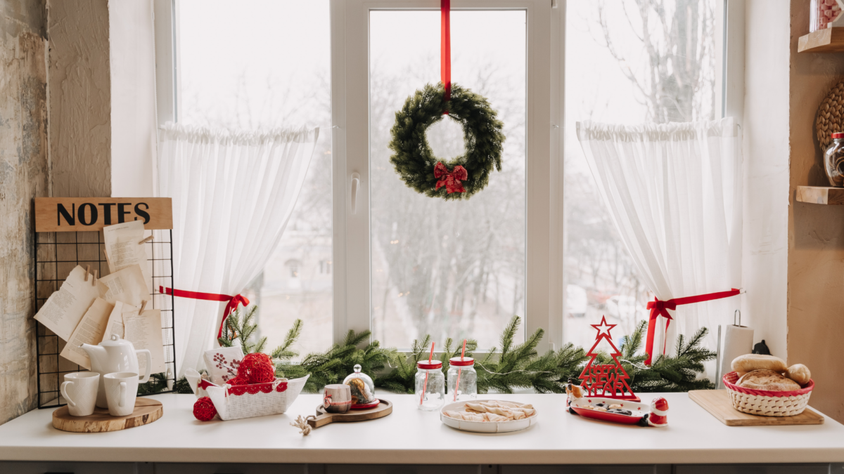 Organize Your Kitchen For Christmas