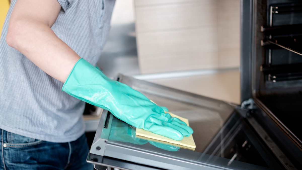 10 ways for oven cleaning