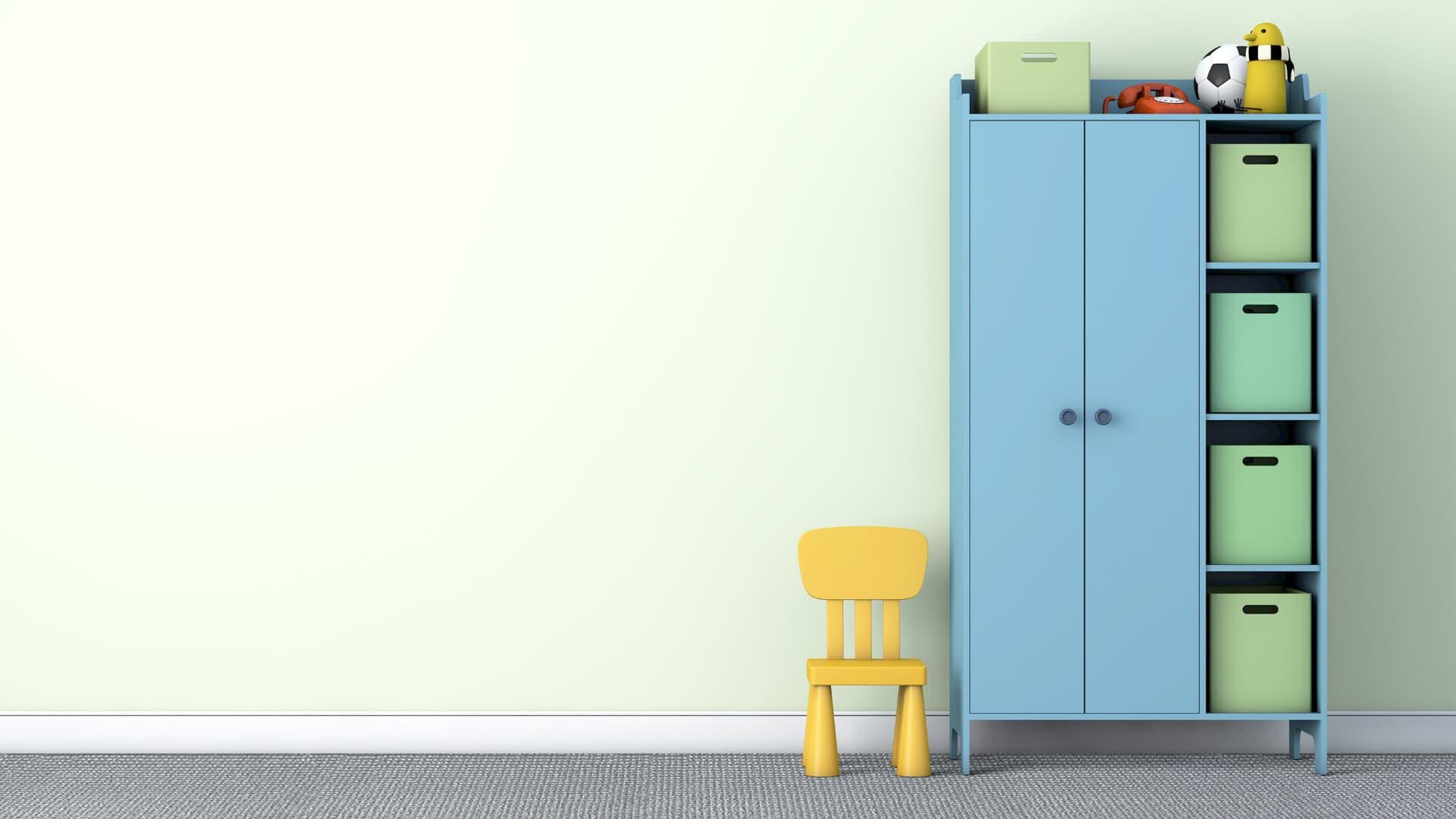 small kids room organization header 2