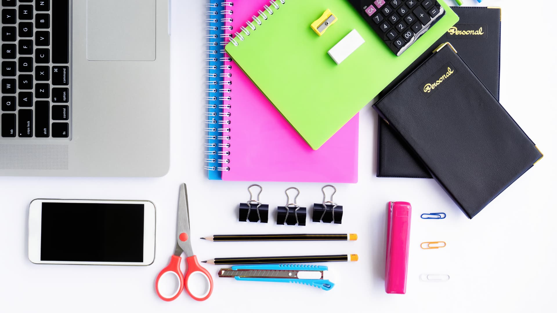 how to organize office supplies