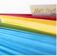 how to organize important paper and bills_featured image