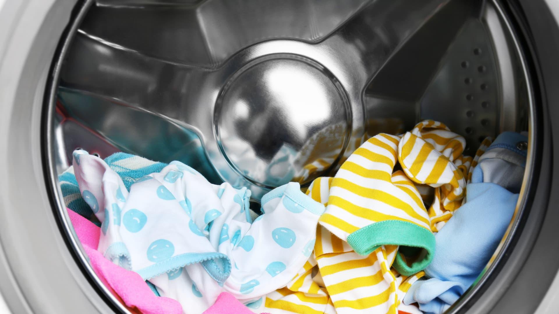 small laundry room organization ideas header