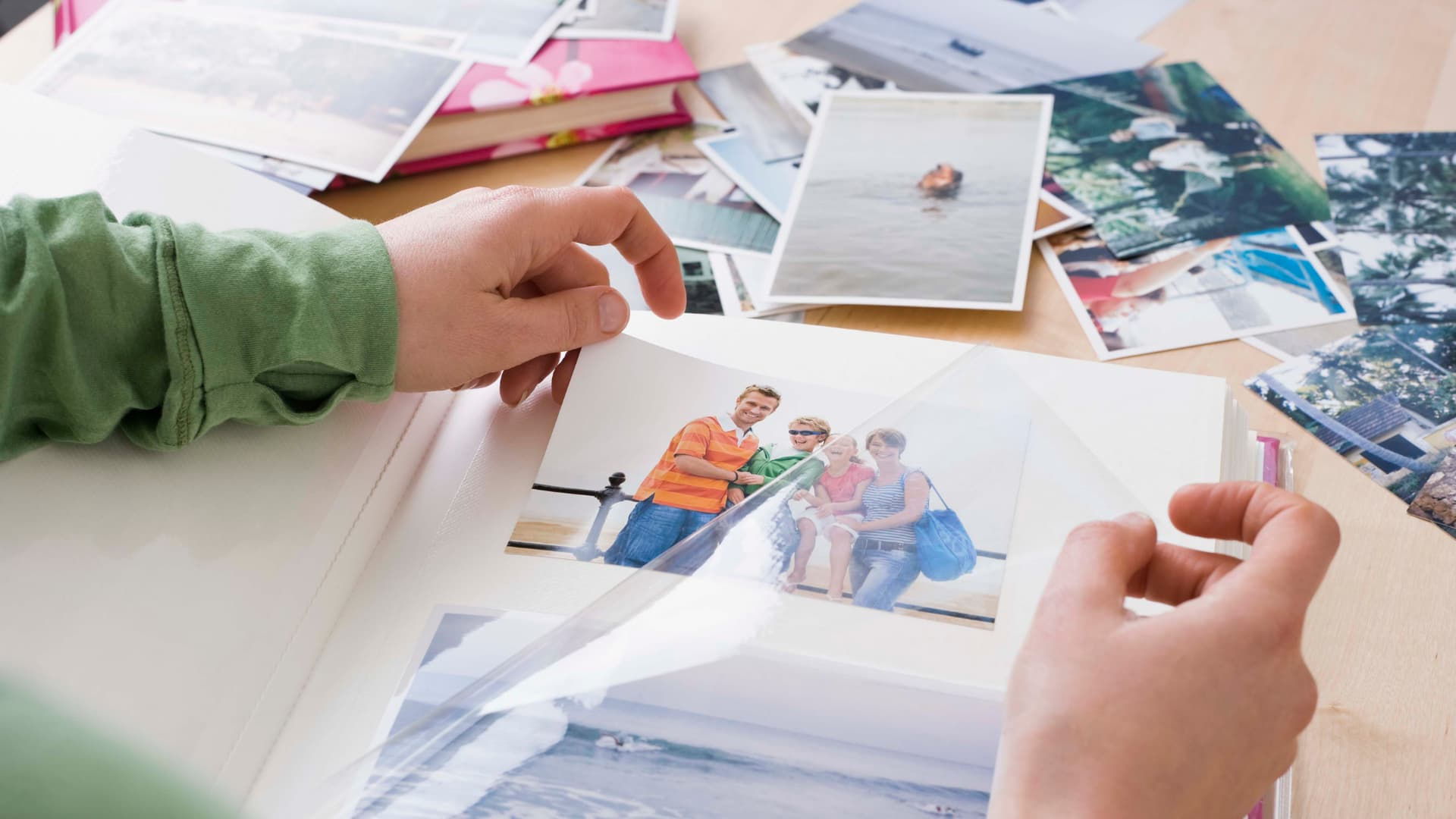 what to do with old photos you dont want